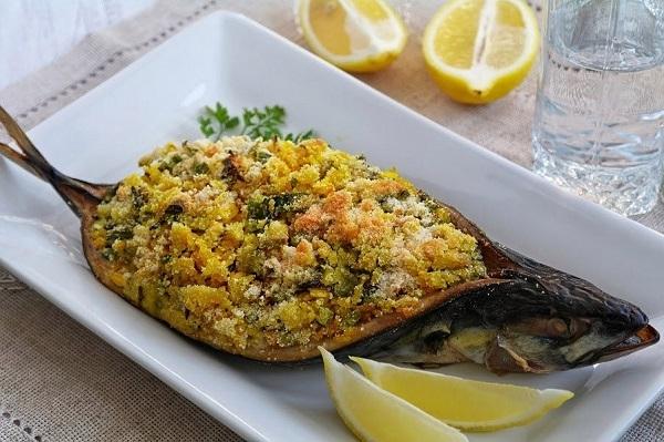 ферментированная рыбы