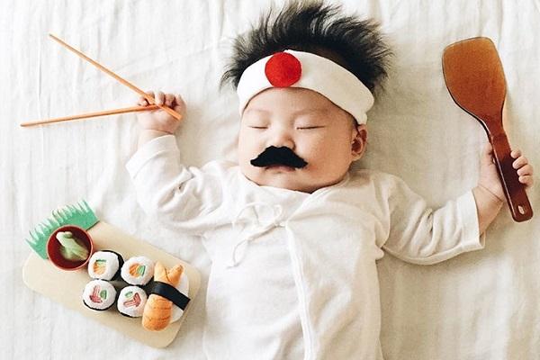 С какого возраста дети могут есть суши