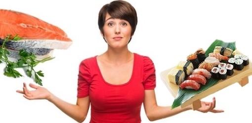 Полезно ли детям есть суши?